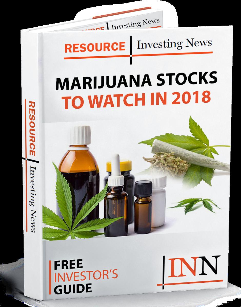 Marijuana Stocks to Watch in 2018