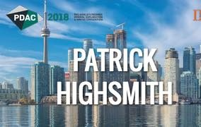 VIDEO — Patrick Highsmith: Lithium Oversupply Forecast is Overly Optimistic
