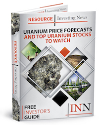 Uranium Price Forecasts 2017 and Top Uranium Stocks to Watch