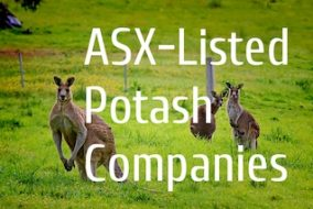 ASX-listed Potash Stocks