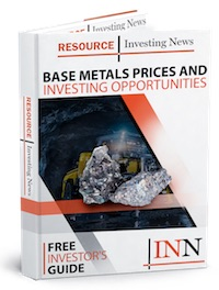 Base Metals Prices 2018 And Investing Opportunities