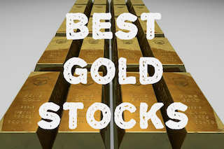 best gold stocks