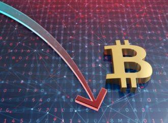 Bitcoin Falls Under $10,000, Blockchain Stocks Dip