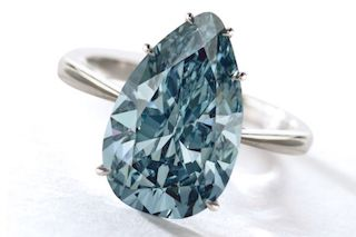 This Rare Blue Diamond Could Sell for Almost $10 Million