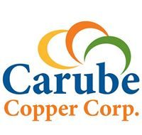 Fundamental Research Corp. Fair Value Estimate for Carube Copper Corp. 400% Higher Than Current Price