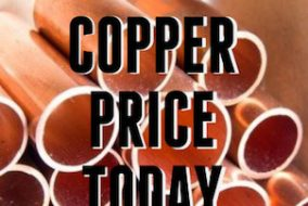 The Copper Price Today: A Brief Overview