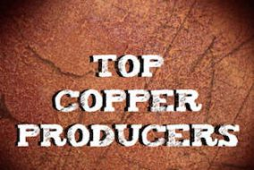 Top Copper Production by Country