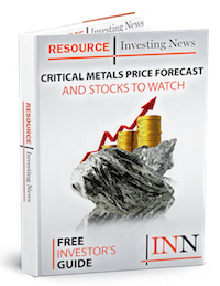 Critical Metals Price Forecast 2017 And Stocks To Watch
