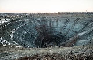diamond-producing mines
