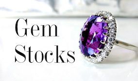 Top Gem and Diamond Stocks of 2017