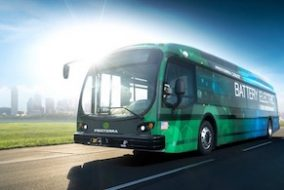 Proterra's Electric Bus Breaks World Distance Record
