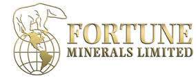 Fortune Minerals Provides Project Finance Update