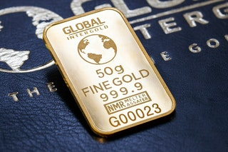 Global Gold Demand Hits 8-year Low in Q3