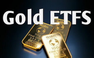 5 Gold ETFs at a Glance