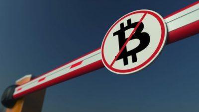 Google Bans Cryptocurrency Ads, Cryptos Dip