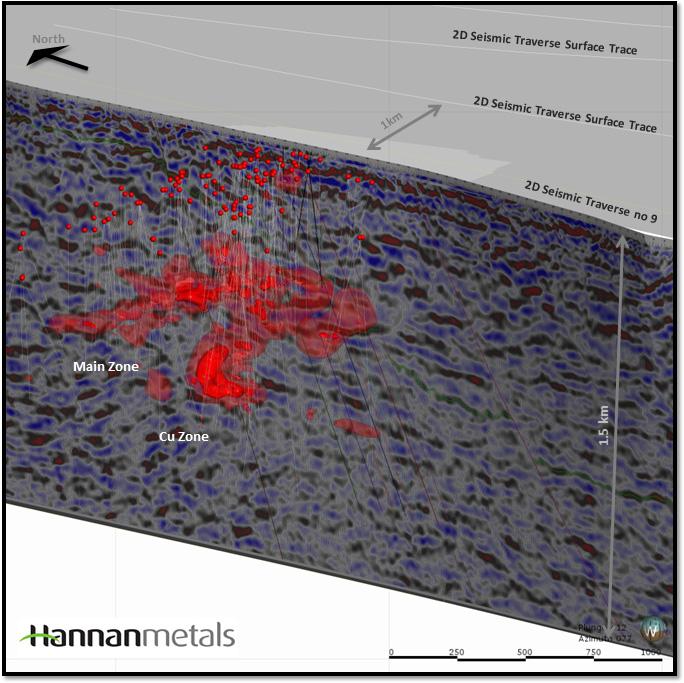 Hannan Metals - New Discovery in World-Class Zinc Jurisdiction of Ireland