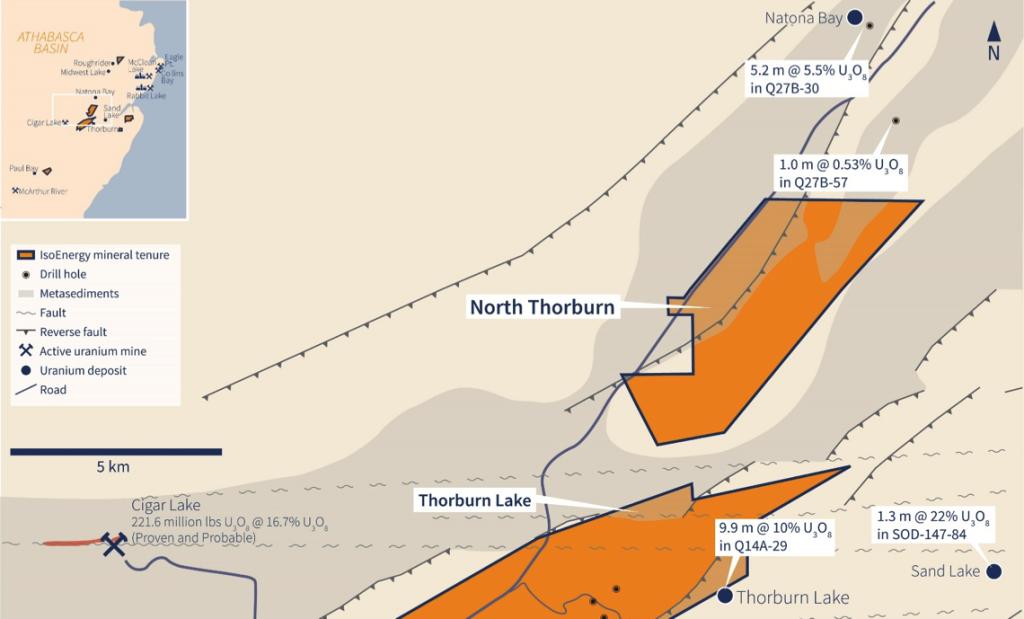 IsoEnergy - Uranium Exploration in the Athabascan Basin