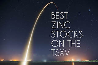 Top Junior Zinc Stocks of 2017 on the TSXV