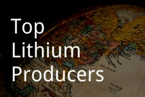 Lithium Producers: Top 8 Countries