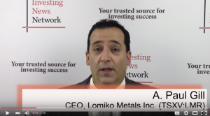 Mining and Tech with Lomiko Metals