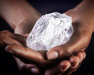 Lucara Sells World's Largest Uncut Rough Diamond for $53 Million