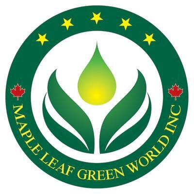 Maple Leaf Green World - Organic Cannabis Cultivation Projects in California, Nevada and B.C.