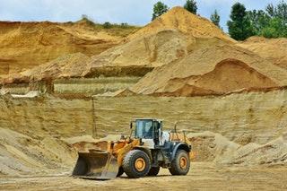 mining-tractor