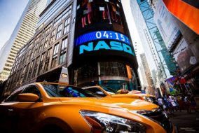 Mogo Cashes in on the NASDAQ