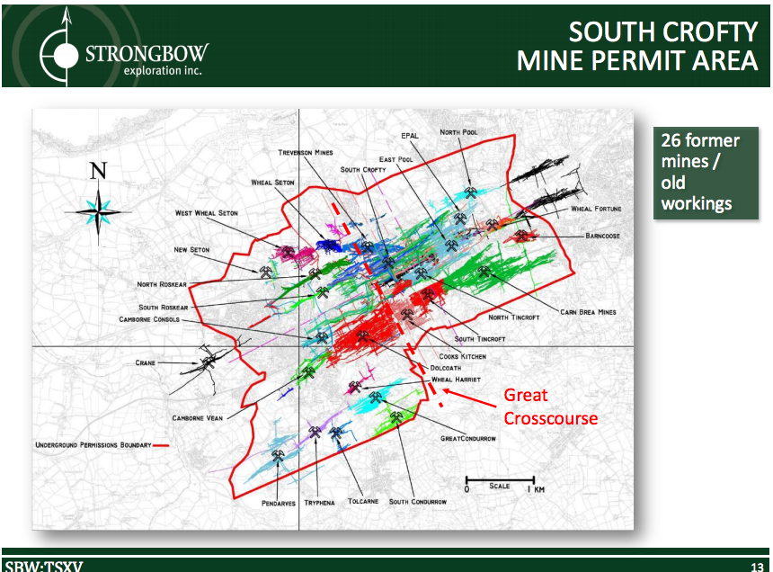 Strongbow Exploration - Strategic Development of High-gate Tin Project in United Kingdom