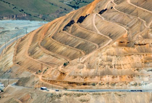 porphyry copper deposits