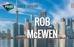 VIDEO —Rob McEwen: Gold Price Could Hit $1,800 This Year