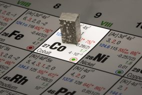 Cobalt Critical to Lithium-ion Battery Chemical Mix