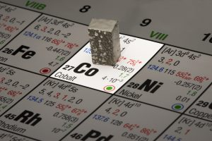 cobalt in lithium-ion battery