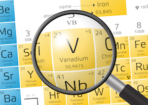 Vanadium Demand Driven by Large-scale Energy Storage Market