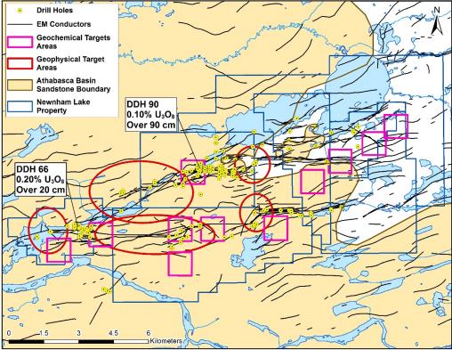 ALX Uranium - A Premier Uranium Explorer in Canada's Athabasca Basin