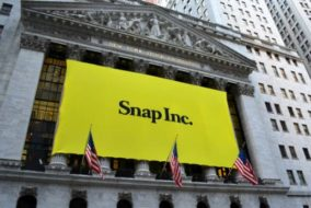 Snap Shares Drop to Lowest Price Since its IPO