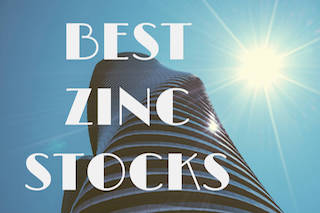 top zinc stocks
