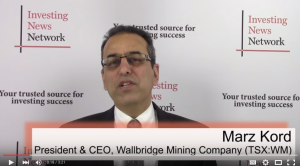 From Explorer to Producer with Wallbridge Mining