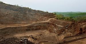 zinc deposits